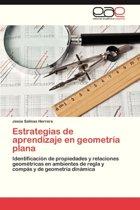 Estrategias de Aprendizaje En Geometria Plana