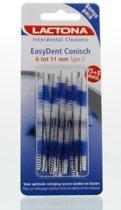 Lactona EasyDent Conisch voordeelverpakking 20 st