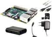 Raspberry Pi 3 - 16Gb kit + WiFi + NOOBS software tool