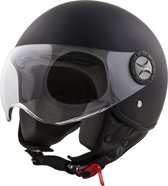 HELM VITO JET LORETO MATT BLACK XL Scooter & Motor