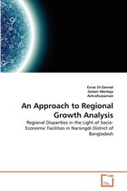 An Approach to Regional Growth Analysis