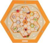 Speelelement bijenkorf stuifmeel