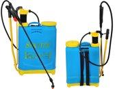 XL Drukspuit Rugspuit Plantensproeier - Onkruidspuit / Onkruidsproeier - Handsproeier Plantenspuit - Tuin Onkruid Spuit Sproeier - Rugsproeier 6 Liter