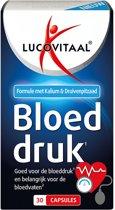 Lucovitaal Bloeddruk Capsules Supplement - 30 capsules