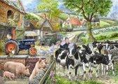 Oak Tree Farm Puzzel 500 Stukjes XL