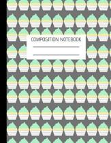 CUPCAKE Composition notebook