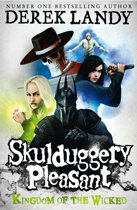 Kingdom of the Wicked (Skulduggery Pleasant, Book 7)