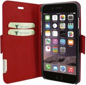 Piel Frama iPhone 8 / 7 Plus FramaSlimCards Red
