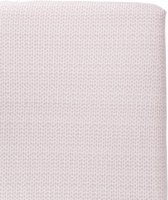 Cottonbaby hoeslaken ledikant Palma roze