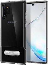 Spigen Slim Essential S Case voor Samsung Galaxy Note 10 Plus - Transparant