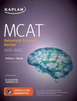 MCAT Behavioral Sciences Review 2021-2022: Online + Book