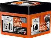 Schwarzkopf Taft MAXX Power Haargel Cubus 250 ml