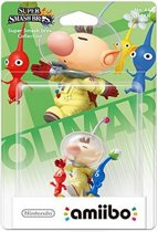 amiibo Super Smash Bros Collection - Olimar - 3DS + Wii U + Switch