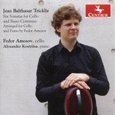 Six Sonatas For Cello And Basso Continuo