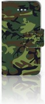 iPhone 4 | 4S Boekhoesje Design Army Dark