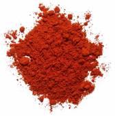 Biologische paprika rood edelzoet gemalen 100 gram
