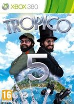 Tropico 5 (Day One Bonus Edition)
