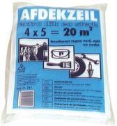 Betra afdekzeil 4 x 5 m LDPE 40mu dik