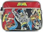 DC Comics Batman: Comic Cover Retro Bag