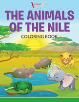 The Animals of the Nile Coloring Book