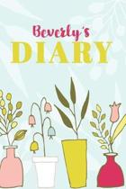 Beverly Diary