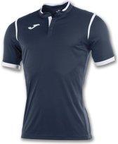 Joma Toletum Shirt Korte Mouw - Marine | L