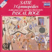 Satie: 3 Gymnopedies & other piano works / Pascal Roge