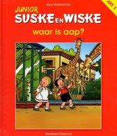 Suske en Wiske junior AVI-1  waar is aap?