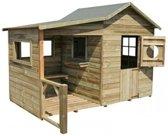 Prixma houten speelhuis Milaan