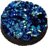 Druzy Cabochon (14 mm) Blue (5 Stuks)