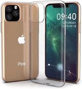 iPhone 11 Pro Hoesje · Simpel Doorzichtige / Transparante Back Cover by Cacious