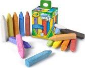 Crayola Stoepkrijt - 16 Stuks