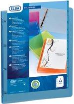 12x Elba Personaliseerbare ringmap Polyvision blauw