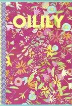 Schrift Oilily A4 - ruit 10mm (5 stuks)