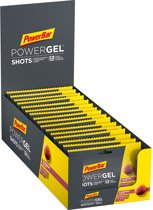 PowerBar Powergel Shots Raspberry 16x60g
