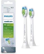 Philips Sonicare DiamondClean HX6062/10 - Opzetborstel - 2 stuks