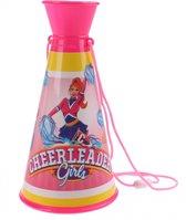 Toi-toys Cheerleader Hoorn 17 Cm Roze