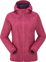 Eider Tonic Print Jacket Women - dames - jas - maat 38 - roze