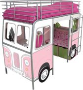 Peuterbed Bopita Roze.Bol Com Roze Kinderbed Kopen Alle Roze Kinderbedden Online