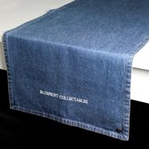 Laura Ashley Tafelloper Jeans 40 x 150 cm