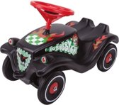 BIg Bobby Car Classic Crazy Loopauto - Zwart