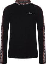 Retour Jeans Meisjes T-shirt - Black - Maat 11/12
