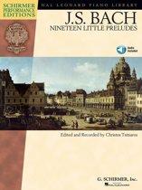 Johann Sebastian Bach - Nineteen Little Preludes (Songbook)