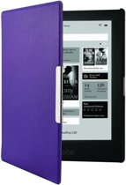 Hard Cover Paarse Beschermhoes Kobo Aura HD (Cover / Case / Hoes)