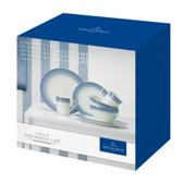 Villeroy & Boch  Colourful life Serviesset Blauw, 2-persoons