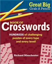 Great Big Grab a Pencil Book of Crosswords