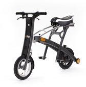 Stigo Bike PLUS - Opvouwbare elektrische snorfiets - 25 km/uur