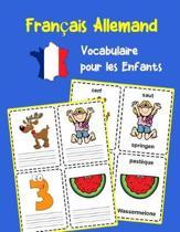 Fran ais Allemand Vocabulaire pour les Enfants