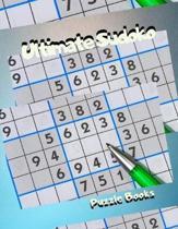 Ultimate Sudoko Puzzle Books: Pocket Size Sudaku Book, Original Suduko 2019, Pocket Suduko Medium to Hard Level - A Compact & Travel-Friendly Suduko