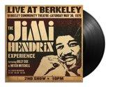 Jimi Hendrix - Live At Berkeley You'Re